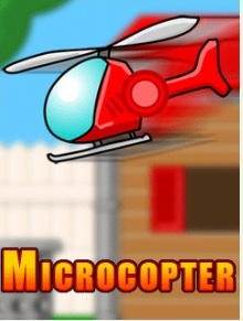 لعبة الهليوكوبتر للجوال Microcopter