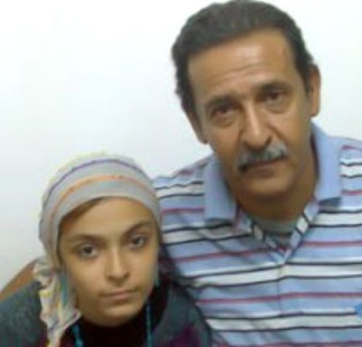 El-Gohary, 57, is an appostate to ISLAM – His daughter, 15, appeals