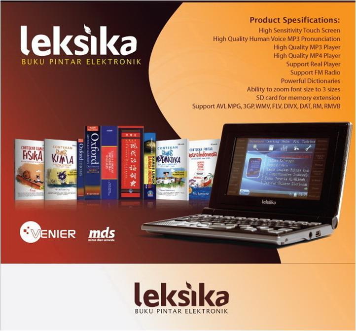 Buku Elektronik Leksika