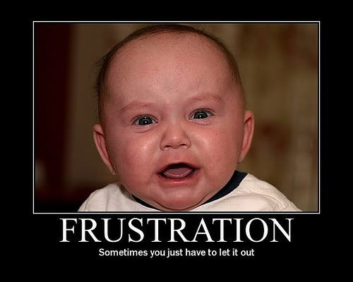 Quotes About Frustration At Work Quotesgram