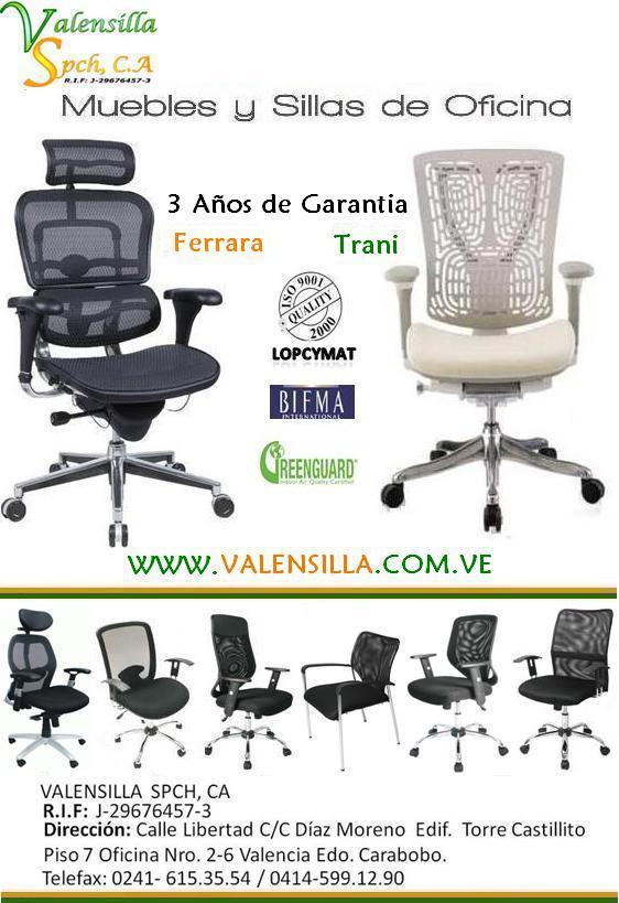 Oficina De Y Sillas Valensilla SpchCaMuebles fgby76