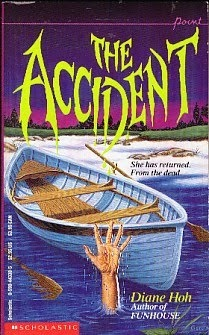 Young Adult Revisited Point Horror The Accident Diane Hoh