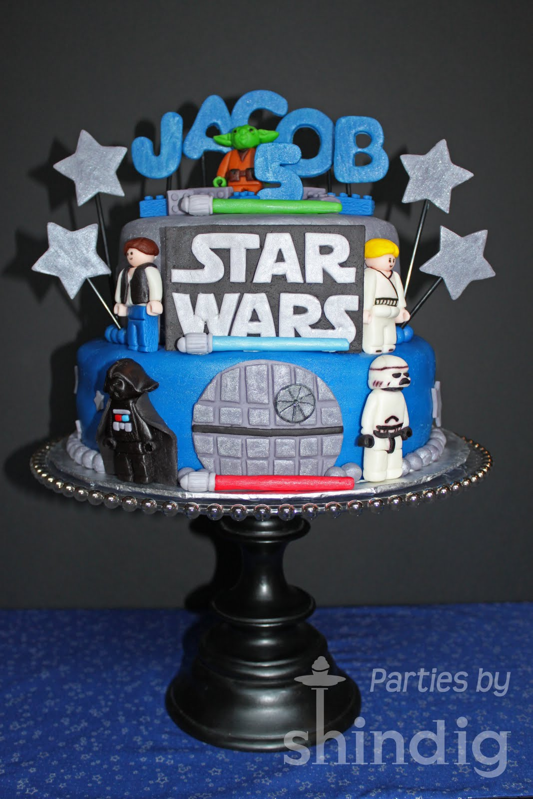 Amanda S Parties To Go Star Wars Party Details