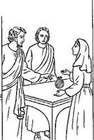 Culto Infantil Ananías Y Safira