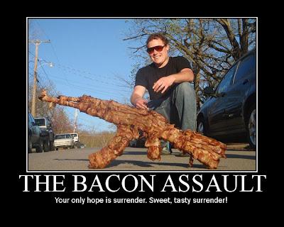 Kludge Spot: The Bacon Assault