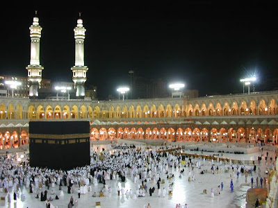 Mohammed in Mecca and Medina