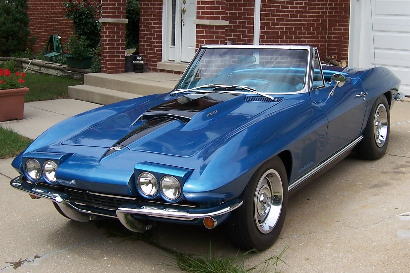 1967 corvette 427 435 hp convertible for autos post. Black Bedroom Furniture Sets. Home Design Ideas