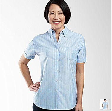 302f8ab2dba96 JCPenney  Women s Oxford Shirt for  4.24