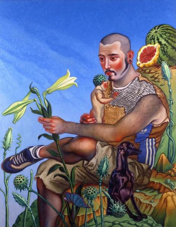 Pintura: Carlos Forns Bada