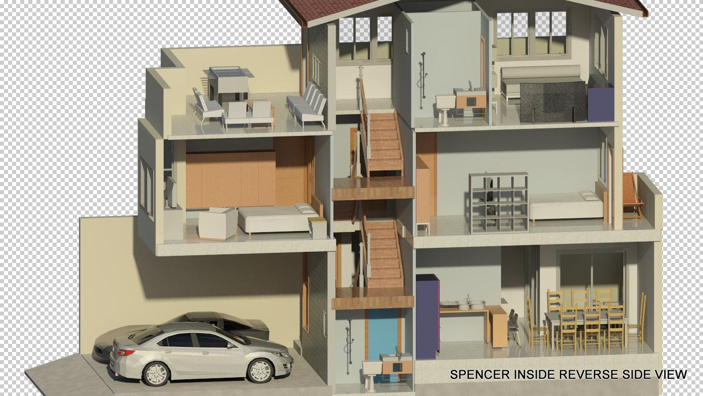 Residential Duplex In Spencer St Q C For Sale 3 Bedroom