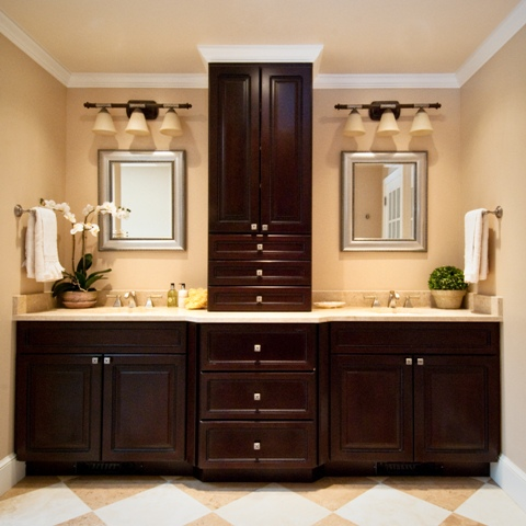 Another Picture Of Bathroom Cabinets Design Ideas