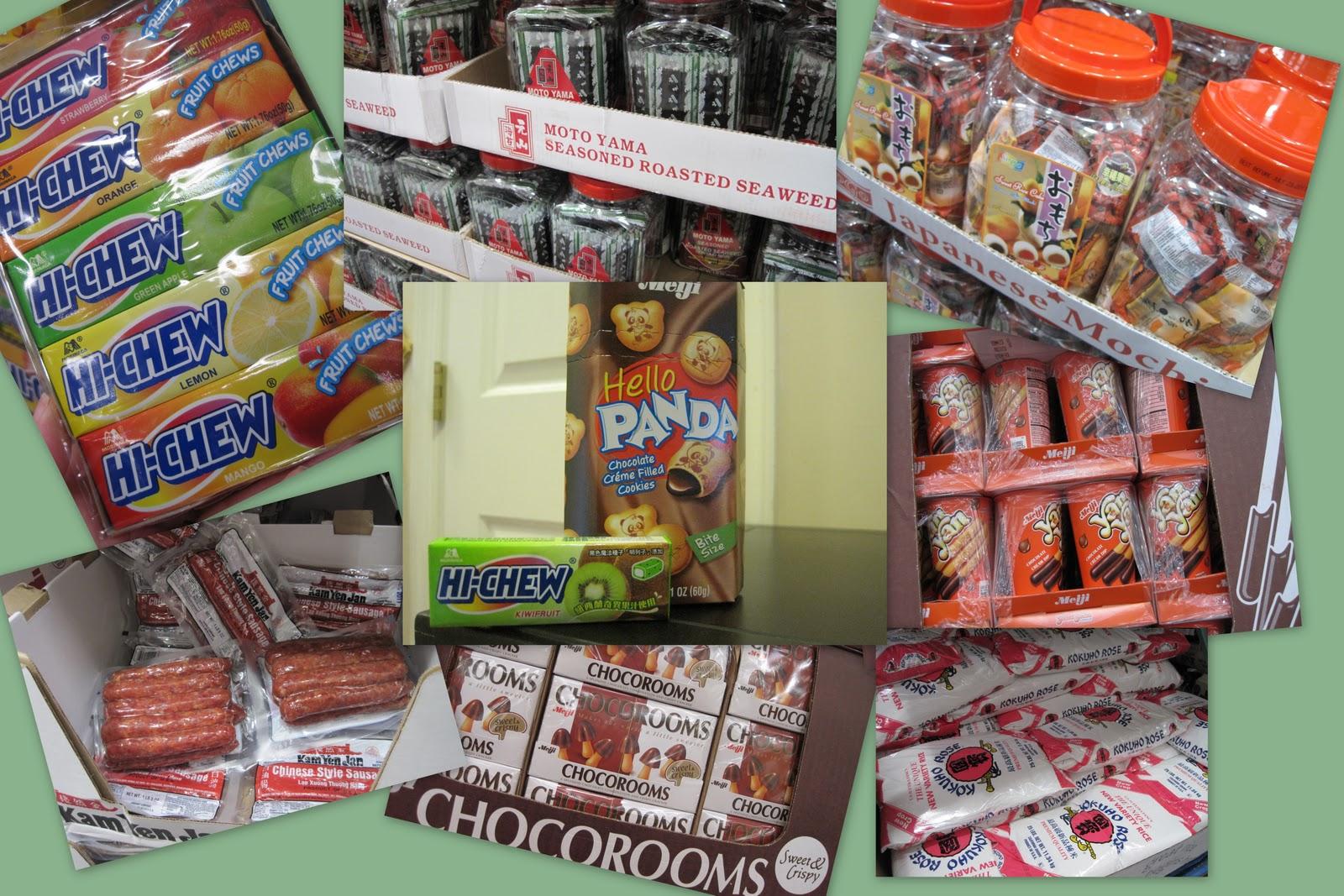 HowChow: Asian Treats At Costco -- Min Hunts Good Stuff