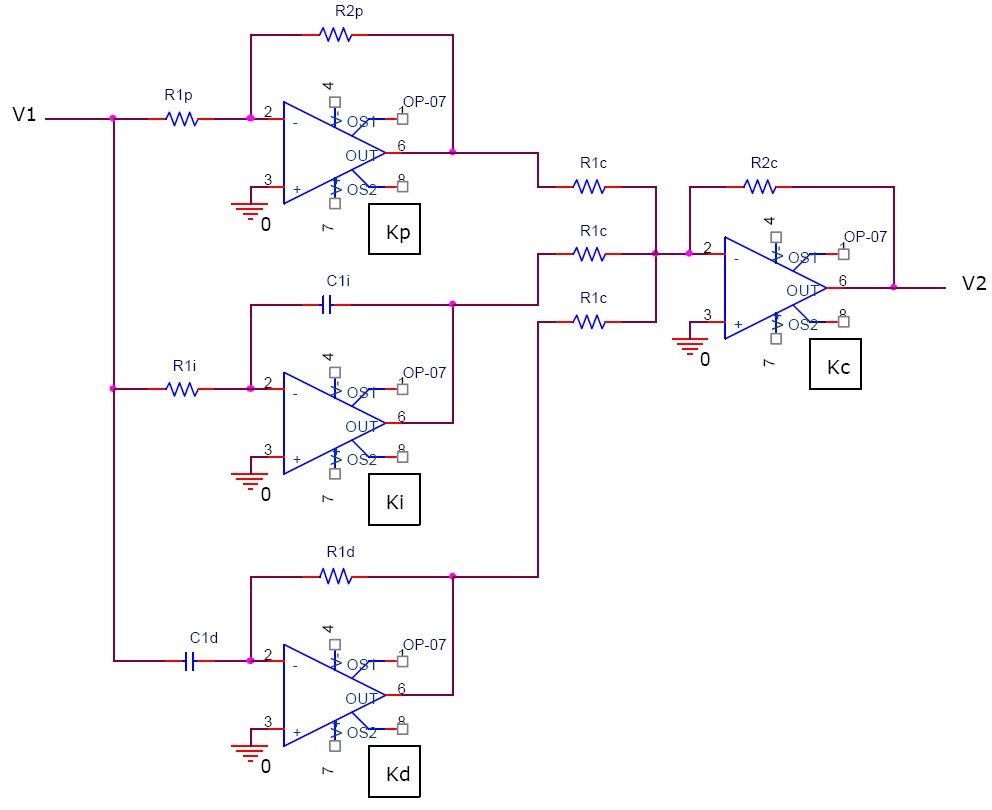the op amp pid controller ndash readingrat net 2004 ford focus zts fuse box diagram