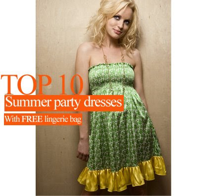 85206c82ed2a0 Curate Your Consumption: Top 10 Summer Party Dresses - with FREE ...