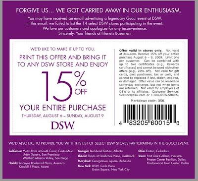 c3f8dd85e910 Madison Avenue Spy  DSW Extra Discount