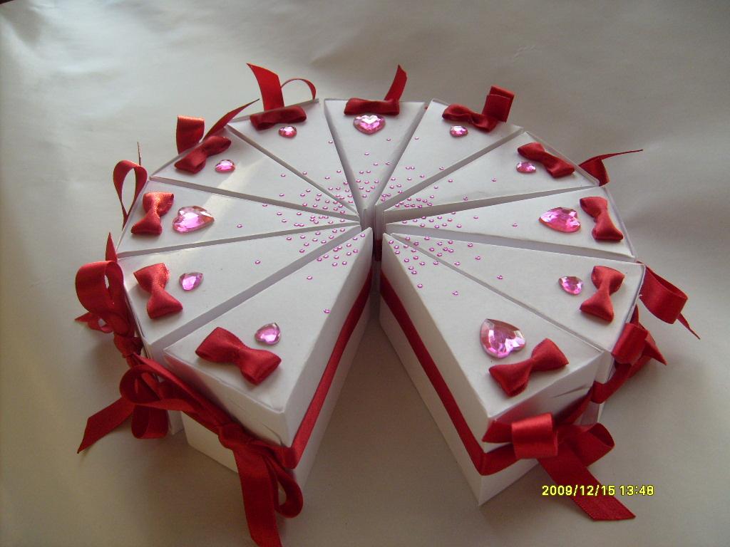 Handmade Paper-Heaven: Torturi Din Hartie / Paper Cakes