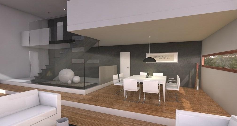 Como decorar mi casa moderna for Salone casa moderna