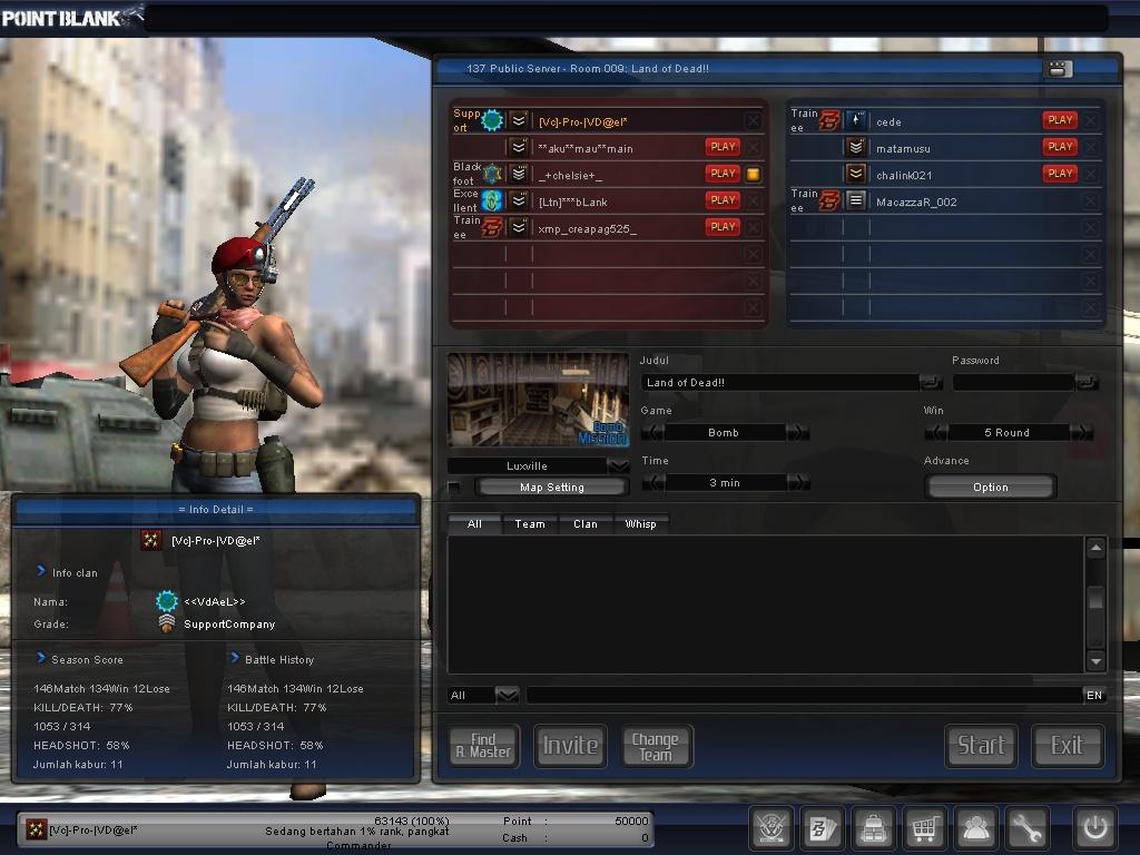 Download Game Point Blank Garena Untuk Laptop Dan Komputer