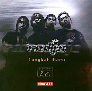 Radja Langkah Baru 25 Album Indonesia Terlaris Sepanjang Masa
