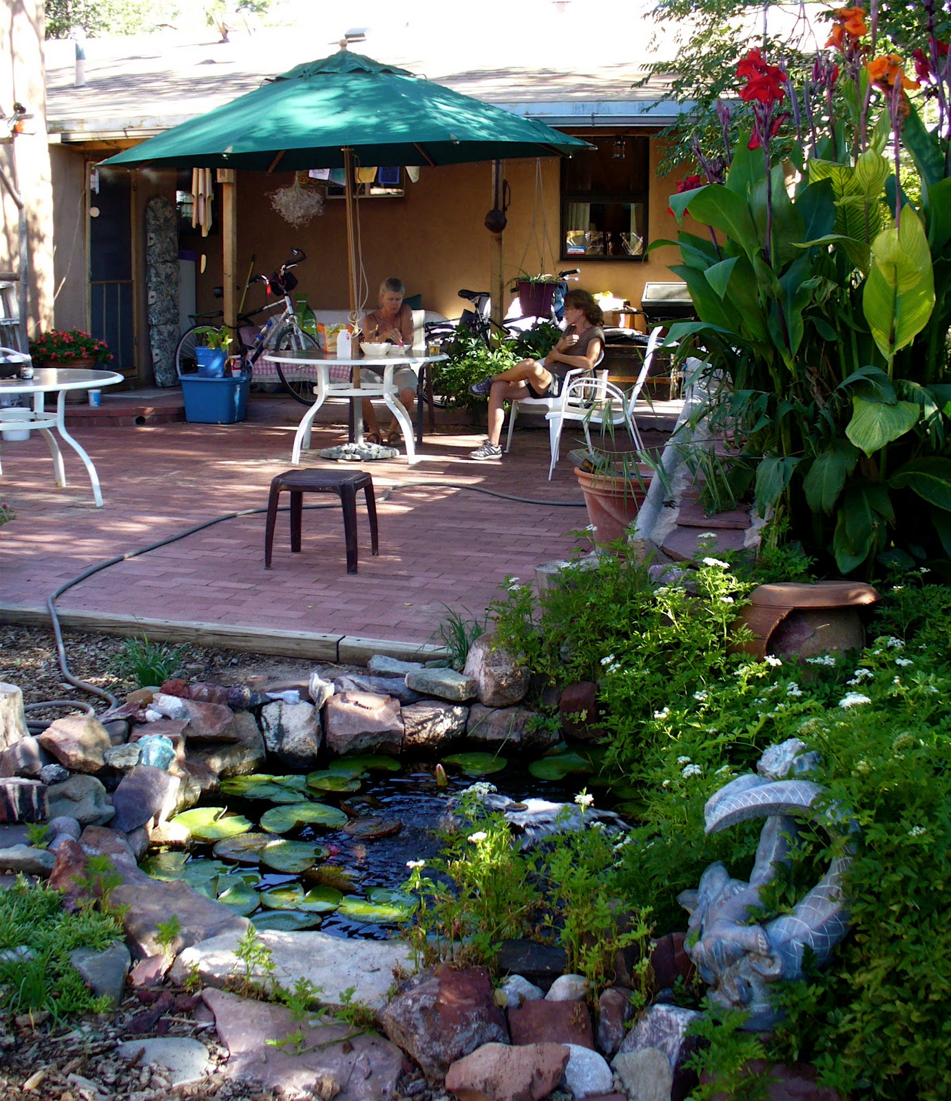 Alt. Build Blog: A Small Backyard Pond on Small Backyard Pond  id=28106