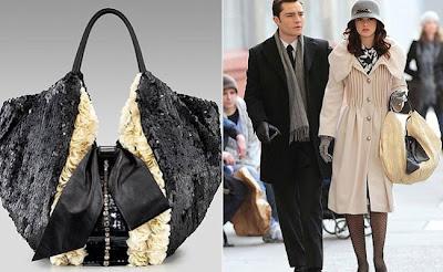 af400b142 Valentino e suas bolsas bombam com as Gossips Girls