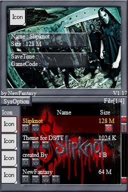 Vista previa Skin Slipknot
