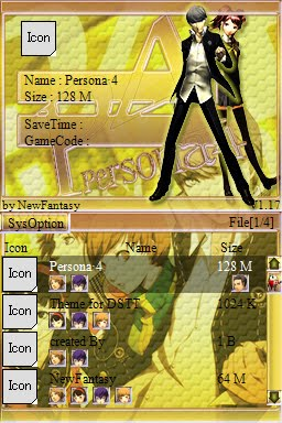 Vista previa skin Persona 4