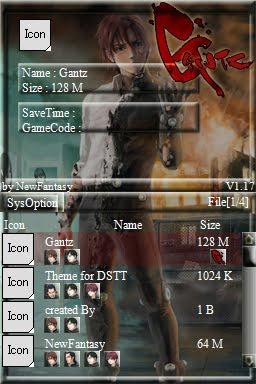 Vista previa skin Gantz DSTT