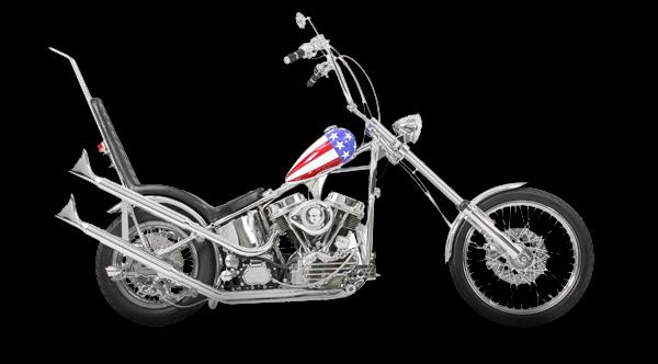 Harley davidson chopper old school captain america - Old school harley davidson wallpaper ...