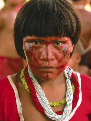 Cuatro canciones, un sólo tema: el indio. Doces Bárbaros - Baby Consuelo, Beto Guedes - Djavan