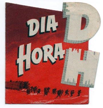 Programa de Cine - Dia D, Hora H - David Brian - John Agar