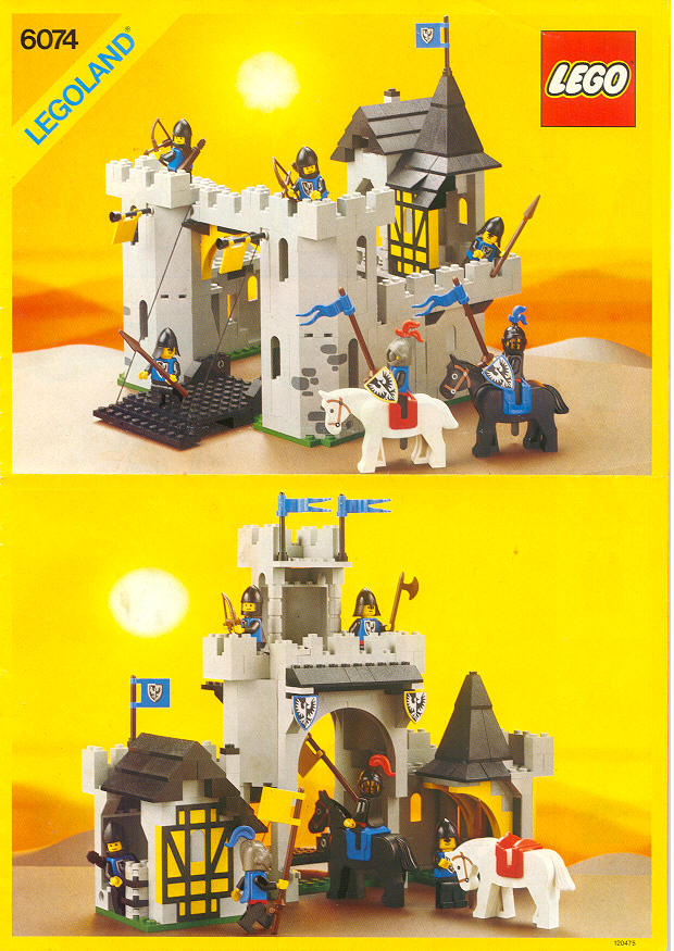 Deconstructing Lego The Evolution Of The Castle The Late 1980s