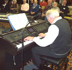 Our August 2009 Club Night Guest Artist, John Stent