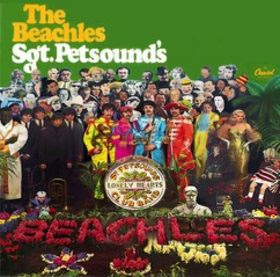 Spyder S Random Things Sgt Pepper S Lonely Hearts Club