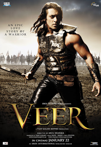 Veer (2010) Movie Poster