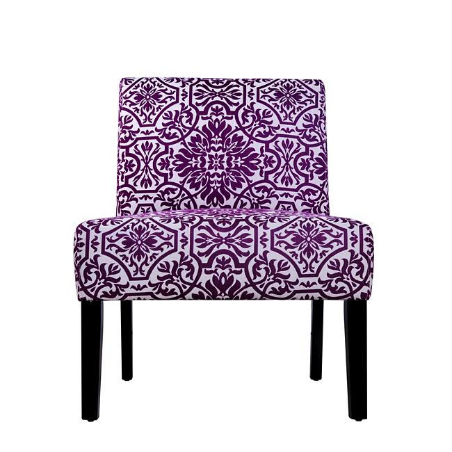 the sister sophisticate: Niles Purple and White Vista