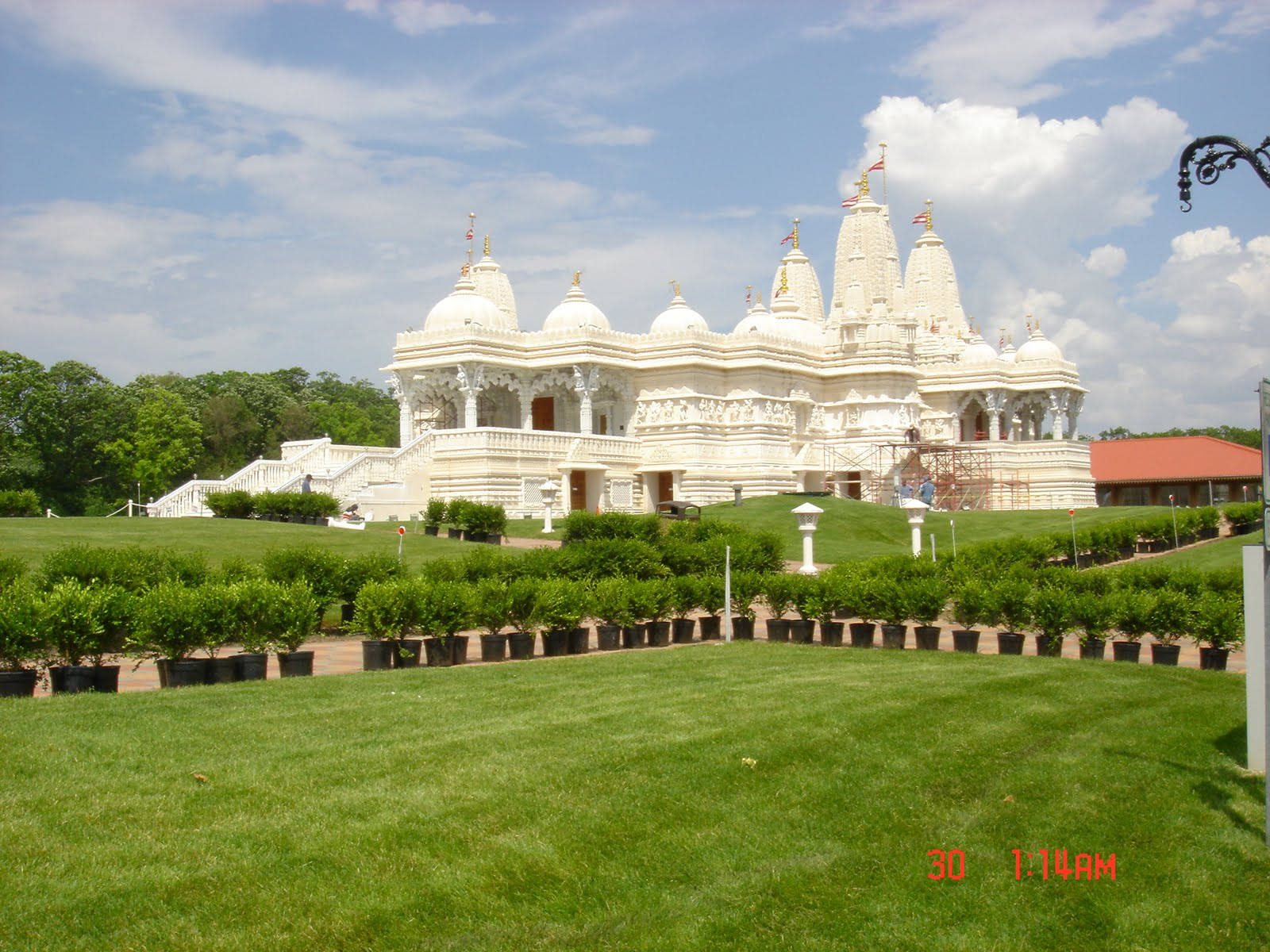 chicago hindu temples