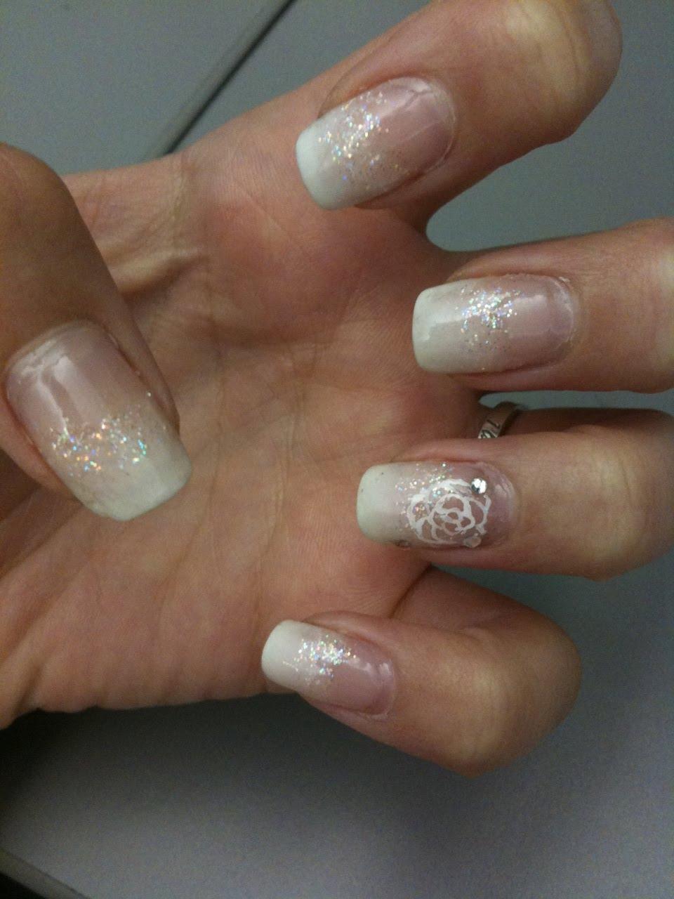 Missglamourgiirl Calgel Manicure Update