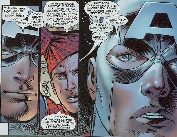 The Caffeinated Mind: Captain America Quotes Mark Twain