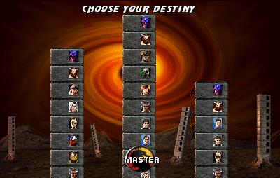 Casa Mortal Kombat: Mortal Kombat 3