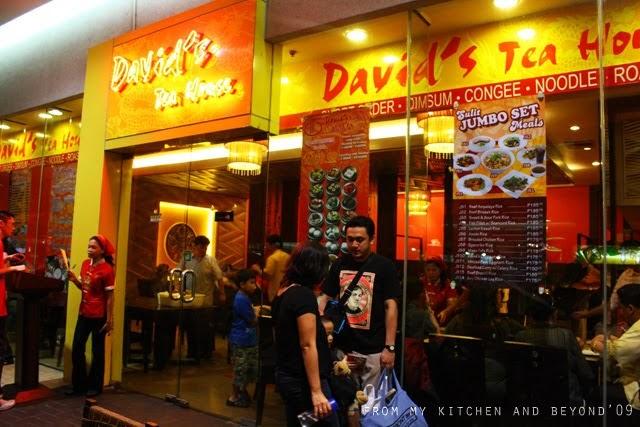 David S Kitchen Chinese Restaurant