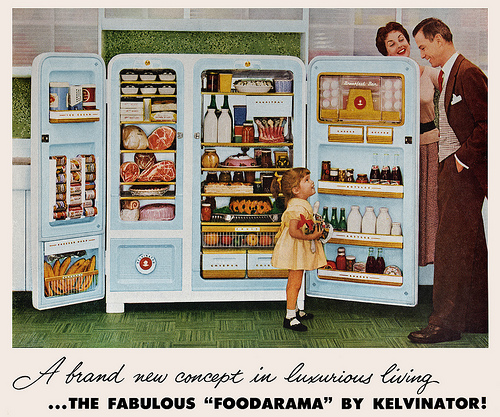 Here Are Some Very Cute Vintage Magazine Ads I Came Across Think Of Them Would Even Look Framed As Free Retro Diy Art For The Kitchen Or