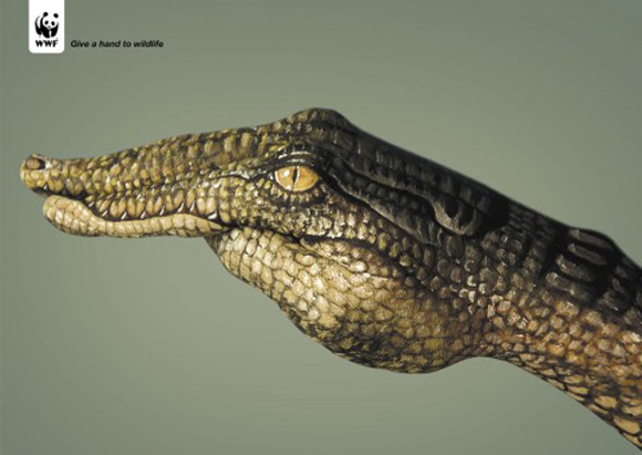 Amazing Body Art by Guido Daniele