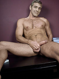 Superstar George Clooney Naked Pictures Pic
