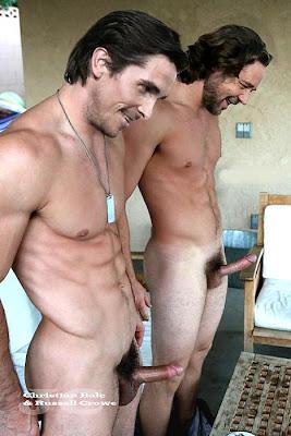bale naked