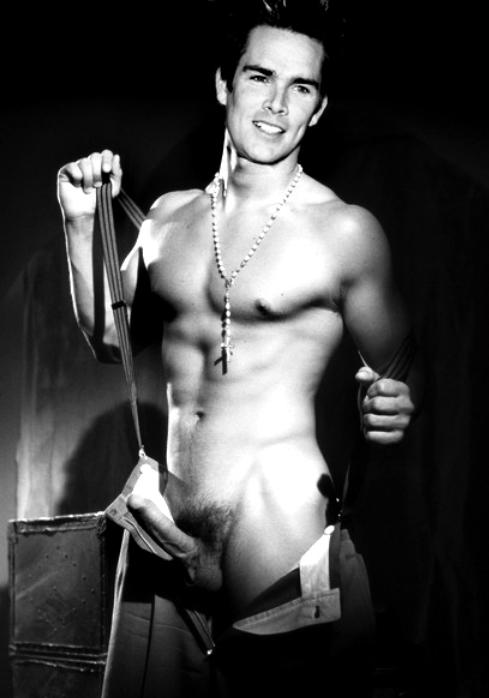 Mark mcgrath nude