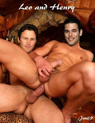 Something Men of charmed naked