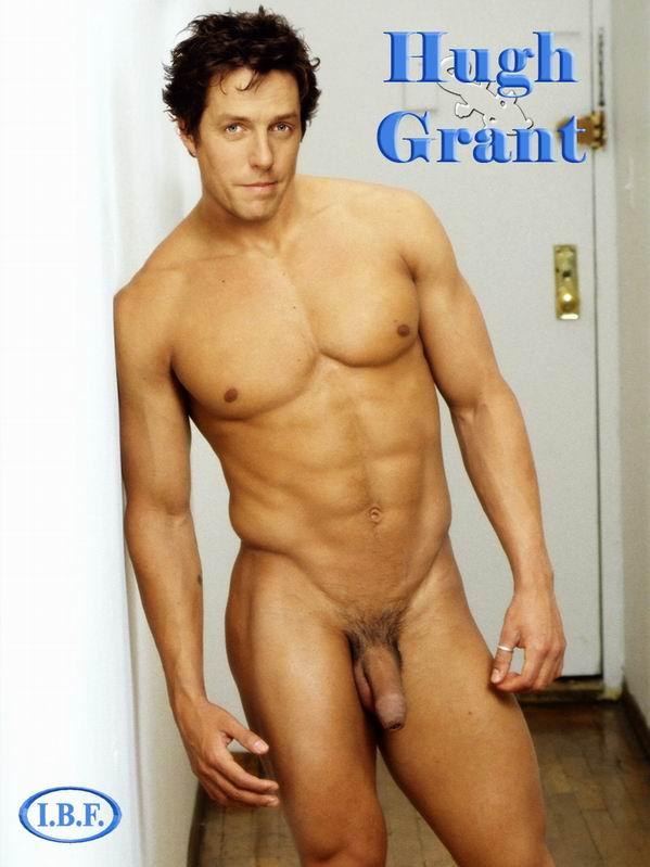 Nude hugh grant, bad ass body