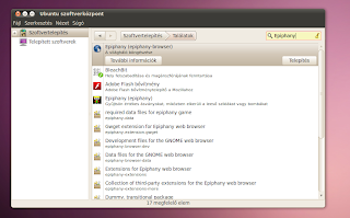 Gnmome desktop browser Ubuntu