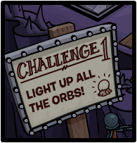 Club Penguin Knights Quest 1